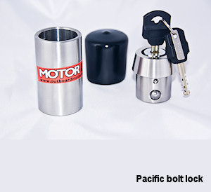 Pacific bolt lock